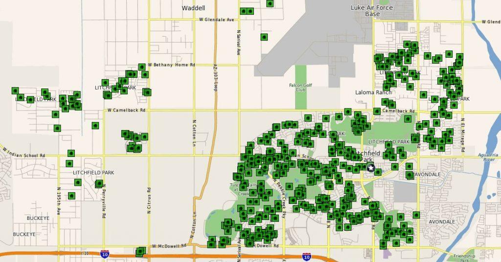 West Valley Neighborhoods