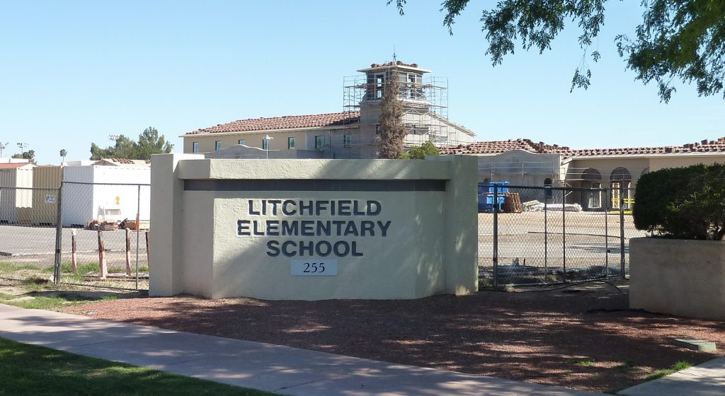Litchfield Elementary School Construction
