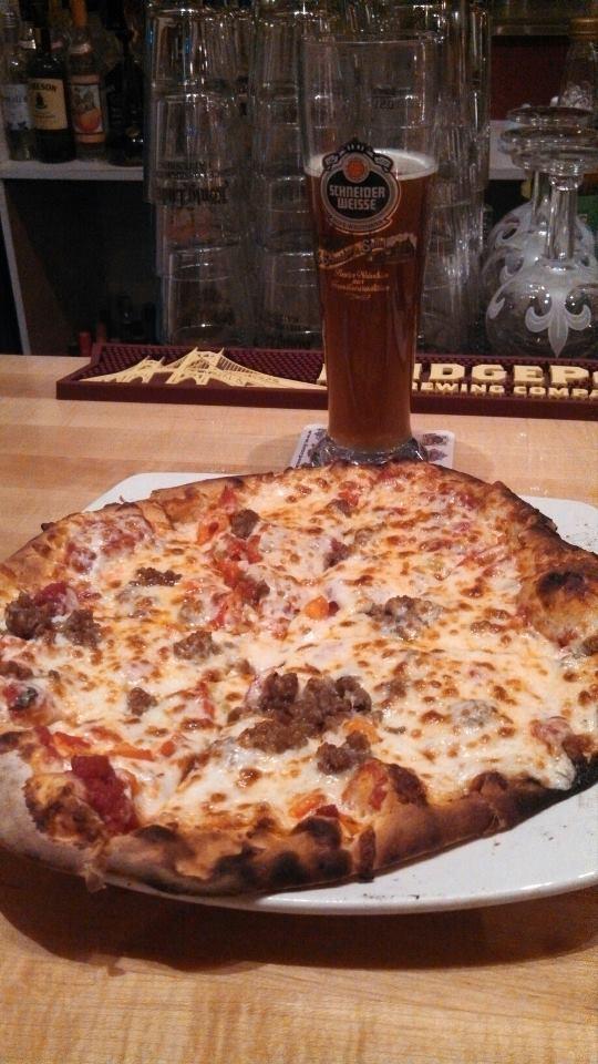 Tripl Double Pizza