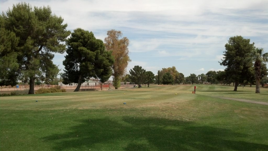 Golf in Litchfield Park
