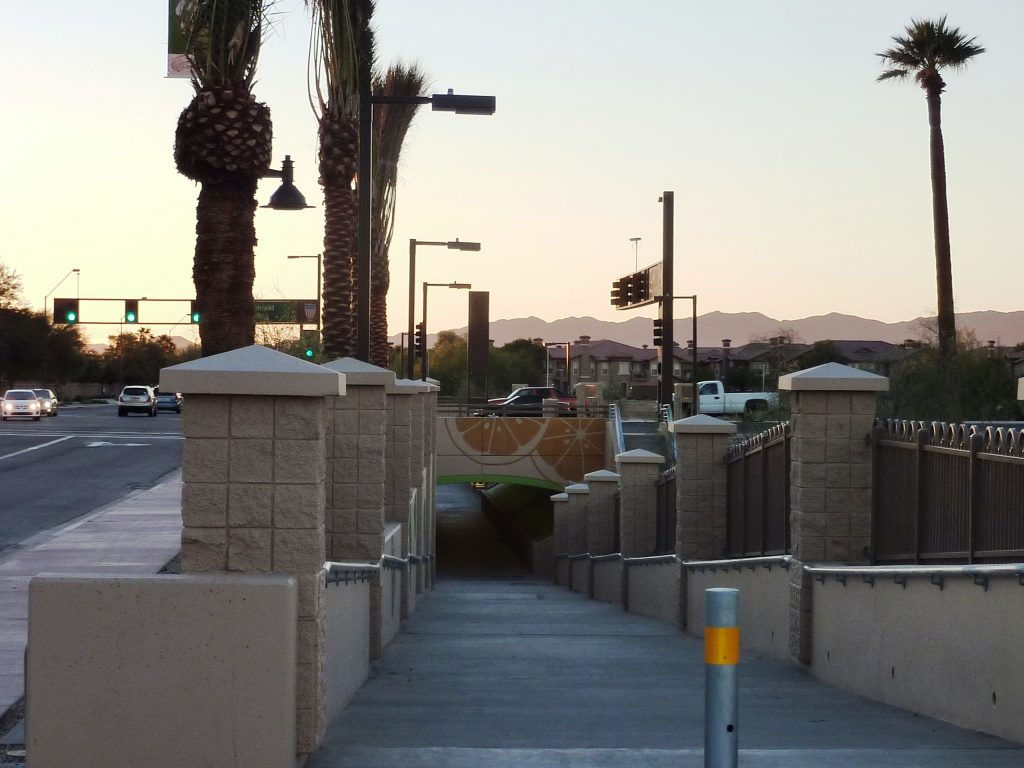 Litchfield Park Underpass