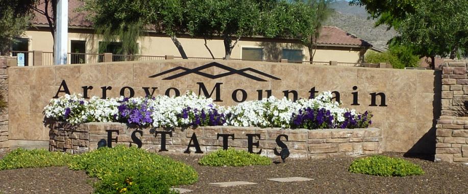 Arroyo Mountain Estates Community