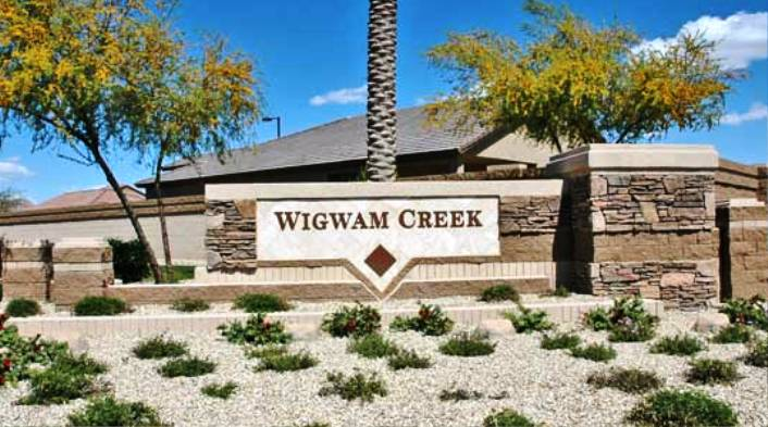 Wigwam Creek South